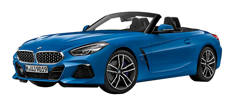 The BMW Z4 Roadster