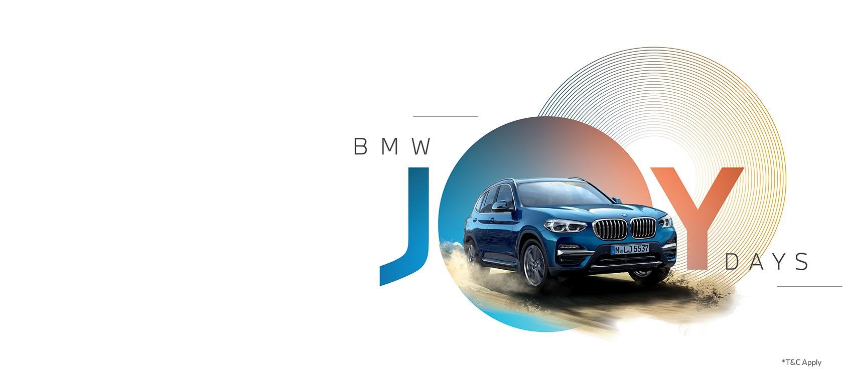The BMW X3 SERIES
